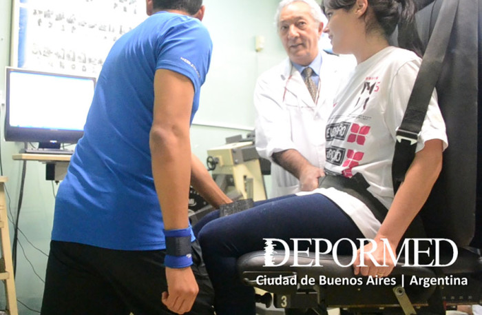 DEPORMED | Test de Rodilla