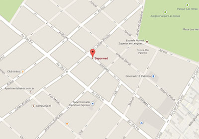 Depormed | Arenales 3574 | Buenos Aires